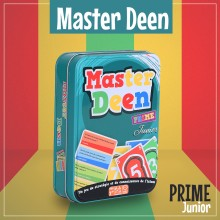 Jeu de cartes Master Deen PRIME - Version Junior