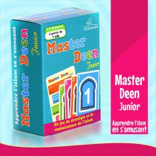 Jeu de cartes Master Deen 1 - Version Junior