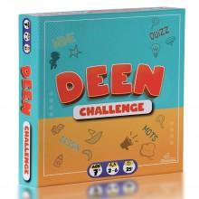 Deen Challenge : 500 Questions et Défis sur l'Islam pour Petits et Grands ! (A partir de 7 ans)