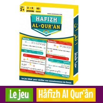 Hâfizh Al Qur'ân (Jeu de cartes autour du Coran : 2 à 6 joueurs - 8 ans et plus)