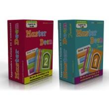 Pack Jeux de cartes Master Deen 1 et 2